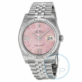 Rolex 116234PKAFJ Oyster Perpetual Datejust 36 Ladies Automatic Watch