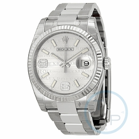 Rolex 116234SJADO Oyster Perpetual 36 Mens Automatic Watch
