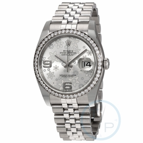 Rolex 116244SFAJ Oyster Perpetual Datejust 36 Ladies Automatic Watch