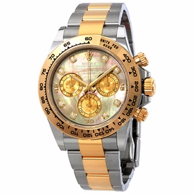 Rolex 116503BKMDO Cosmograph Daytona Mens Chronograph Automatic Watch