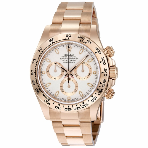 Rolex 116505IVSO Cosmograph Daytona Mens Chronograph Automatic Watch