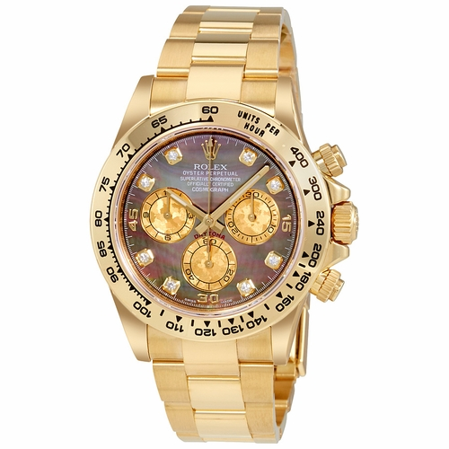 Rolex 116508BKMDO Cosmograph Daytona Mens Chronograph Automatic Watch