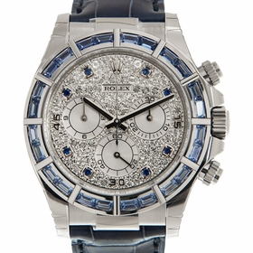 Rolex 116589 SBLDPAVL Cosmograph Daytona Mens Chronograph Automatic Watch