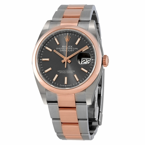 Rolex 126201DRSO Datejust 36 Mens Automatic Watch