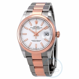 Rolex 126201WSO Datejust 36 Mens Automatic Watch