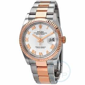 Rolex 126231WRO Datejust 36 Mens Automatic Watch