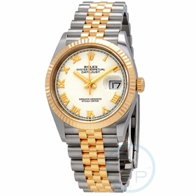 Rolex 126233WRJ Datejust 36 Mens Automatic Watch