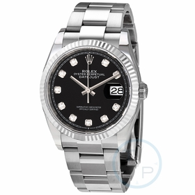 Rolex 126234BKDO Datejust 36 Ladies Automatic Watch