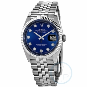 Rolex 126234BLDJ Datejust 36 Ladies Automatic Watch