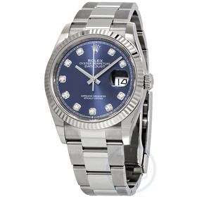 Rolex 126234BLDO Datejust 36 Unisex Automatic Watch