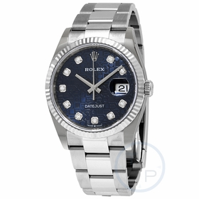 Rolex 126234BLJDO Datejust 36 Ladies Automatic Watch