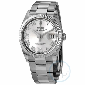Rolex 126234SRDO Datejust 36 Ladies Automatic Watch