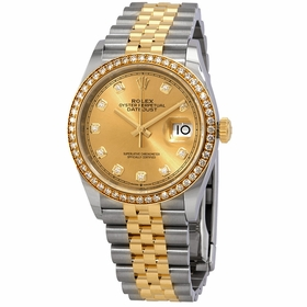 Rolex 126283CDJ Datejust 36 Unisex Automatic Watch