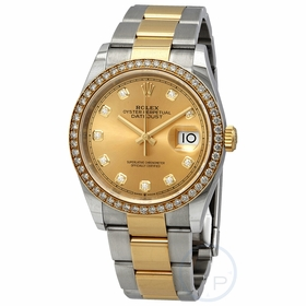 Rolex 126283CDO Datejust 36 Mens Automatic Watch