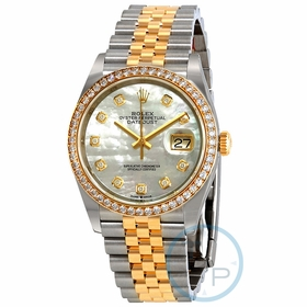Rolex 126283MDJ Datejust 36 Ladies Automatic Watch