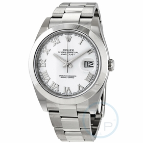 Rolex 126300WRO Datejust 41 Mens Automatic Watch