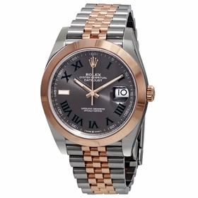 Rolex 126301GYRJ Datejust 41 Mens Automatic Watch