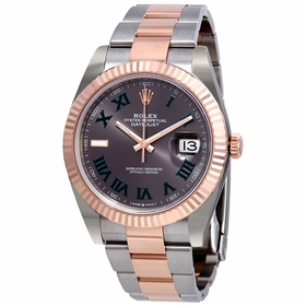 Rolex 126331GYRO Datejust 41 Mens Automatic Watch