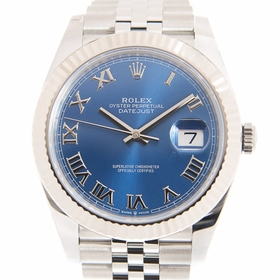 Rolex 126334 BLRJ Oyster Perpetual Datejust Mens Automatic Watch