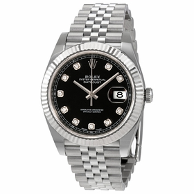 Rolex 126334BKDJ Datejust Mens Automatic Watch