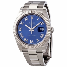 Rolex 126334BLRO Oyster Perpetual Datejust Mens Automatic Watch