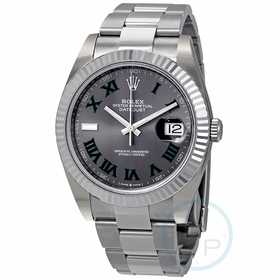Rolex 126334GYRO Datejust 41 Mens Automatic Watch