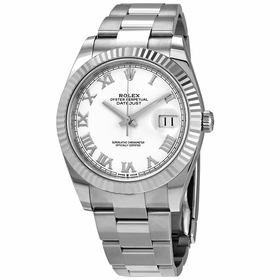 Rolex 126334WRO Datejust 41 Mens Automatic Watch