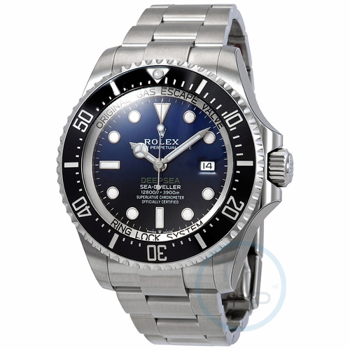 Rolex 126660-0002 Deepsea Mens Automatic Watch