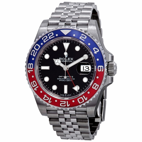Rolex 126710blro GMT-Master II Mens Automatic Watch