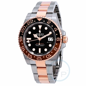 Rolex 126711chnr GMT-Master II Mens Automatic Watch