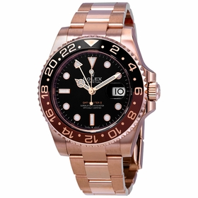 Rolex 126715chnr GMT-Master II Mens Automatic Watch