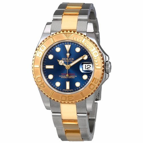 Rolex 168623BLSO Yacht-Master Unisex Automatic Watch