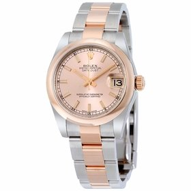 Rolex 178241PKSO Oyster Perpetual Datejust 31 Ladies Automatic Watch