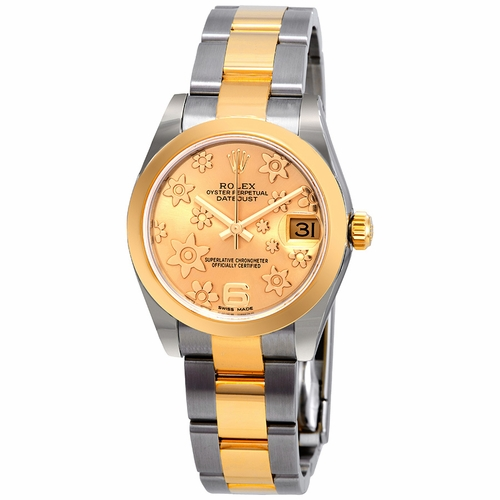 Rolex 178243CFO Datejust Lady 31 Ladies Automatic Watch