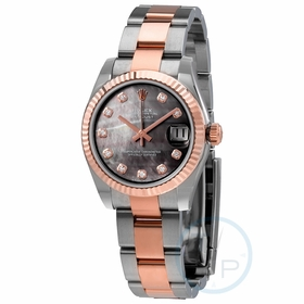 Rolex 178271BKMDO Datejust 31 Ladies Automatic Watch