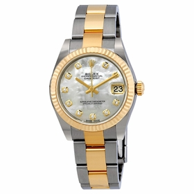 Rolex 178273MDO Datejust Lady 31 Ladies Automatic Watch