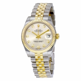 Rolex 178273SDJ Datejust Lady 31 Ladies Automatic Watch