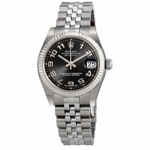 Rolex 178274BKCAJ Datejust Lady 31 Ladies Automatic Watch