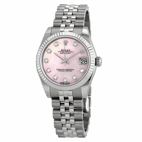 Rolex 178274PMDJ Datejust Lady 31 Ladies Automatic Watch