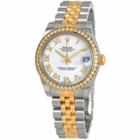 Rolex 178383WRJ Datejust Lady 31 Ladies Automatic Watch
