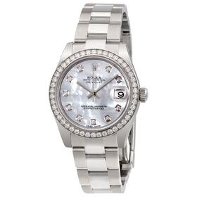 Rolex 178384MDO Datejust Lady 31 Ladies Automatic Watch