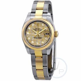 Rolex 179163CGDMDO Datejust Ladies Automatic Watch