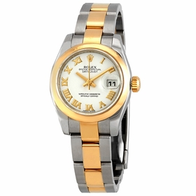 Rolex 179163WRO Lady Datejust 26 Ladies Automatic Watch