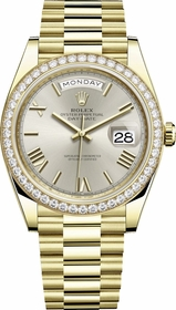 Rolex 228348SRP Day-Date 40 Mens Automatic Watch