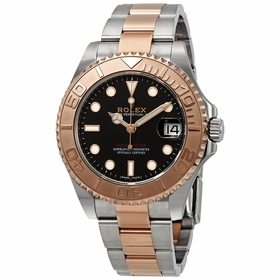 Rolex 268621BKSO Yacht-Master 37 Ladies Automatic Watch