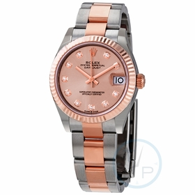 Rolex 278271PDO Datejust 31 Ladies Automatic Watch