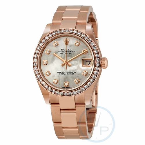 Rolex 278285MDP Datejust 31 Ladies Automatic Watch