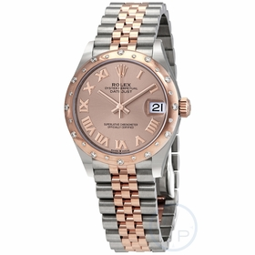 Rolex 278341PRJ DateJust 31 Ladies Automatic Watch