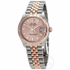 Rolex 278341PSJ DateJust 31 Ladies Automatic Watch