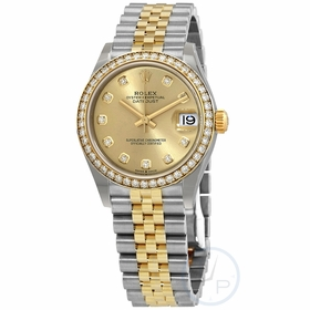 Rolex 278383CDJ Datejust 31 Ladies Automatic Watch